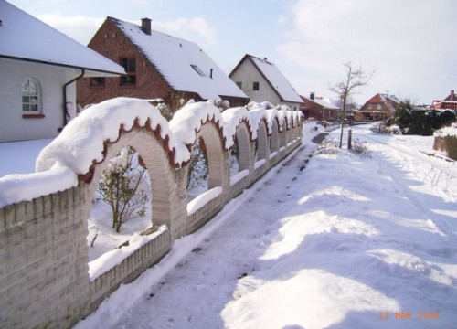 Winter 2006 - Heinrich-Banse-Straße