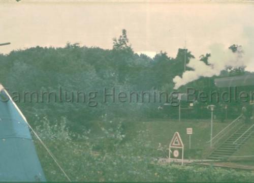 Alt Garge Zug 1968
