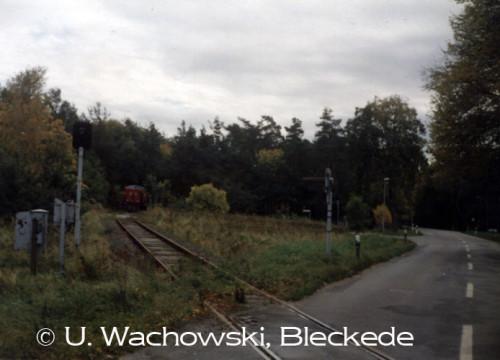 HEW Güterzug Bleckede Schiedenitzweg