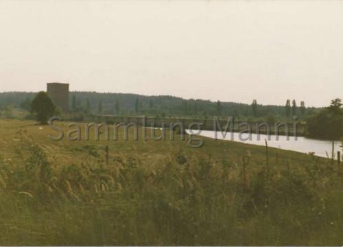 Kohlenplatz mit Kohlenbrecherhaus