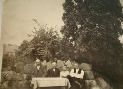Im Garten von Heinrich Tippe