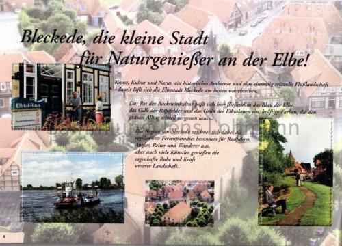Urlaubsmagazin Elbtalaue 1999
