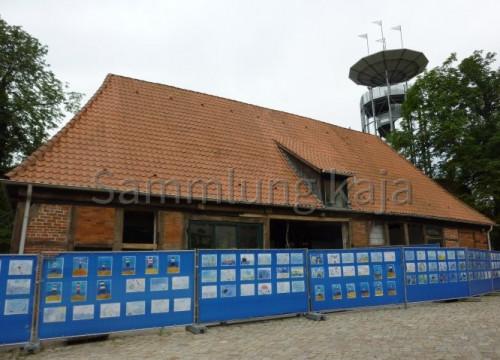 Umbau Biberanlage + Aquarium am Schloss