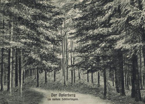 Opferberg Barskamp 1908