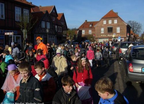 Faschingsumzug Breite Straße 2008