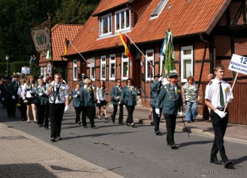 800 Jahre Umzug - Schützenverein Barskamp