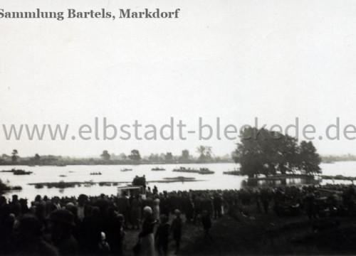 Alt Garge Pionierbrücke 1937