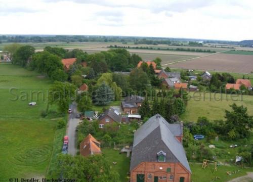 Luftaufnahme Walmsburg, Blickrichtung Konau