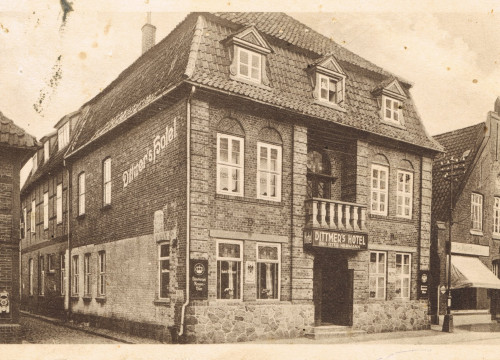 Dittmers Hotel 1932