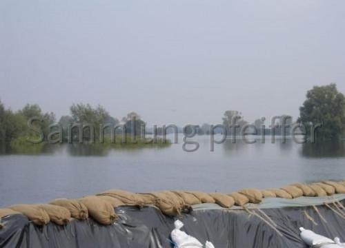 Hochwasser 2002 Alt Wendischthun