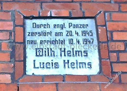 Haus Wilhelm Helms - Lüneburger Str.