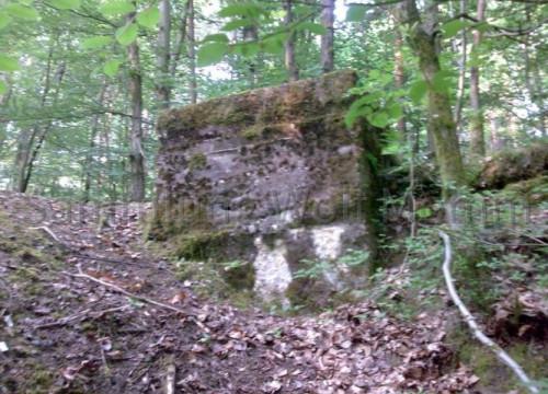 Sockel Wald Alt Garge