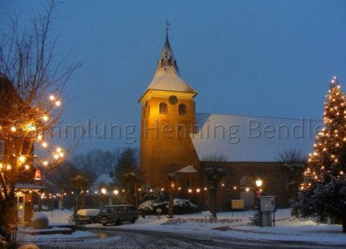 Kirche am Morgen 2010