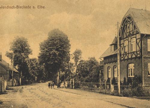 Villa Frieda - Lüneburgerstr.