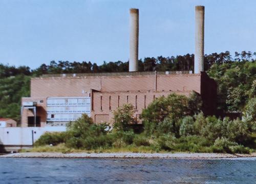 Kraftwerk Alt Garge 1983