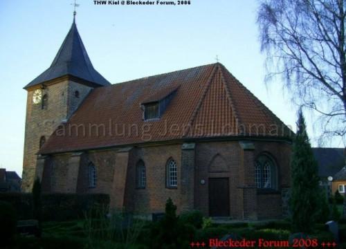 Radegaster Kirche 2006