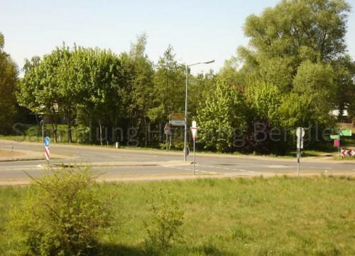Brack - Kreuzung nach Alt Garge