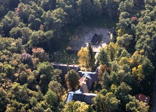 Luftaufnahme Krankenhaus 2007