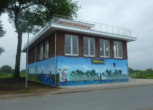 Fährhaus im Juli 2011