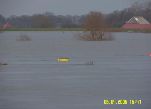 Hochwasser 06.04.2006