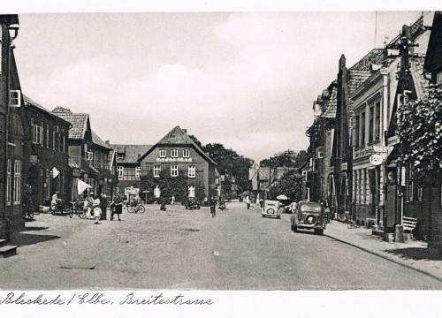 Breite Straße ca. 1950