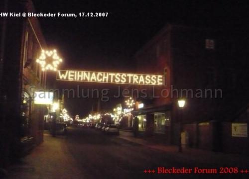 Weihnachtsstraße 2007