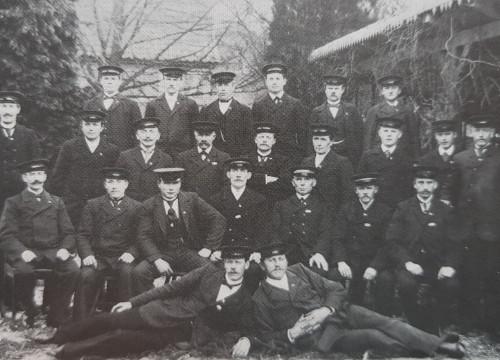 Schiffer- und Fischerverein Bleckede 1903