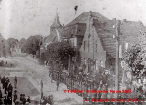 Schützenfest 1873 oder 1874