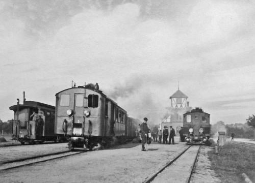 Kaatze - Karze Kleinbahn 1910