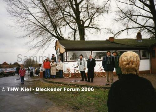 Demonstration Elbe 1989