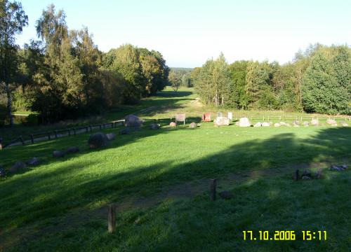 Findlingsgarten 2006