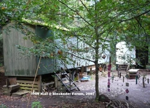 Waldkindergarten Bleckede - Bauwagen