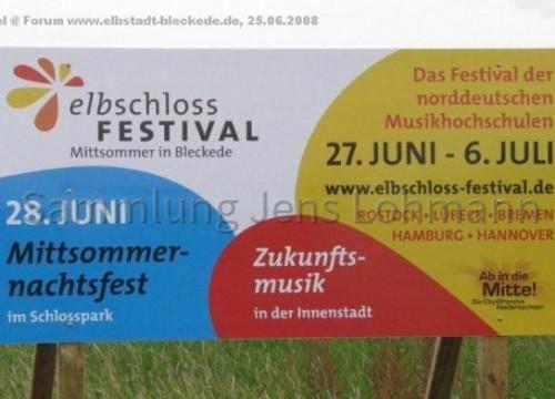 Elbschloß Festival 2008