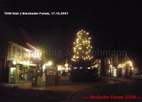 Weihnachtsbaum 2007