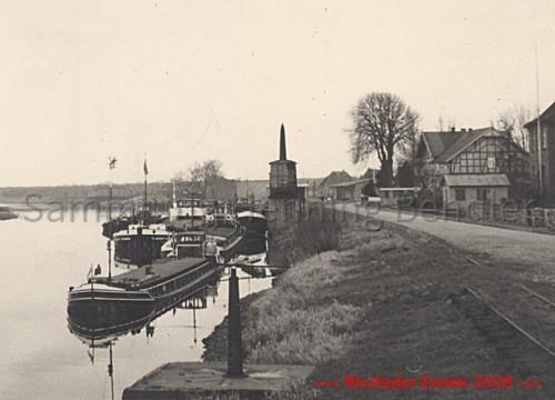 Hafen ca. 1950