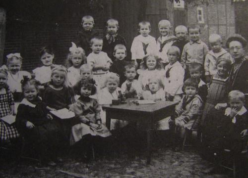 Kindergarten 1911