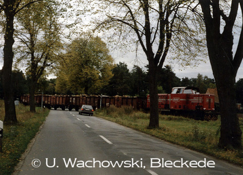 HEW Güterzug - Dahlenb. Landstr.