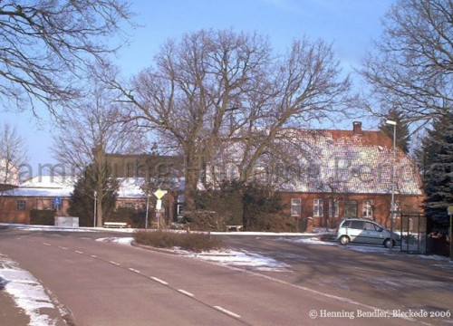 Alt Wendischthun - Bushaltestelle 2006