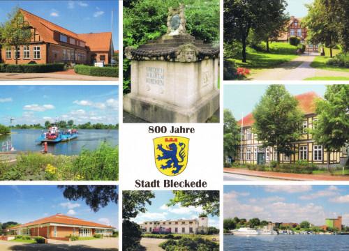 Bleckeder Haus EAW Fähre Rathaus Bürgerpark Elbtalhaus 2008
