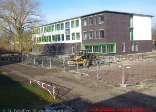 Neubau Gymnasium 2008