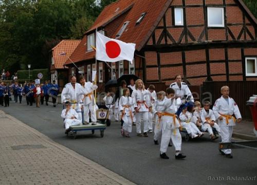 800 Jahre Umzug - Judo Club Alt Garge