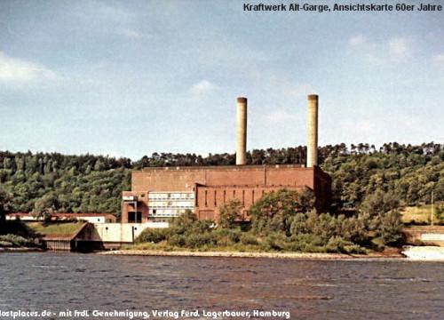 Kraftwerk Alt-Garge