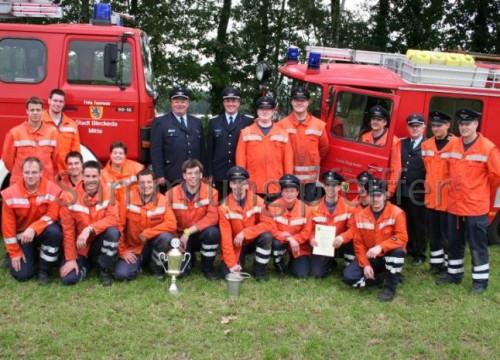 Feuerwehr Wettkampfgruppe