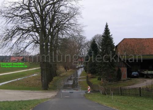 Januar-Hochwasser 2011