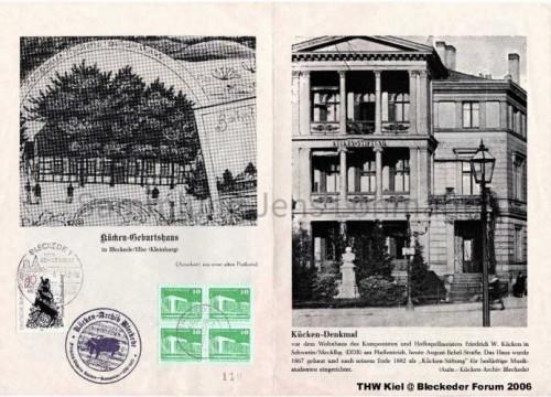 Infoblatte Friedrich Kücken