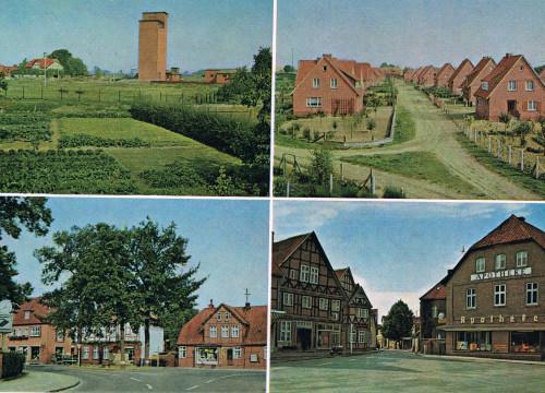 Silo, Kückendenkmal, Alte Apotheke, Siedlung 1963
