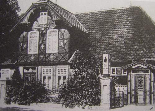 Gasthaus Brauner Hirsch