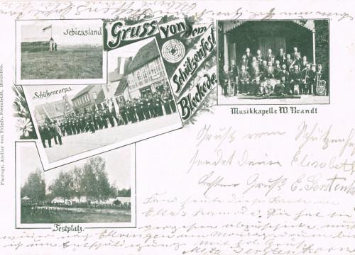 Schützenfest 1902