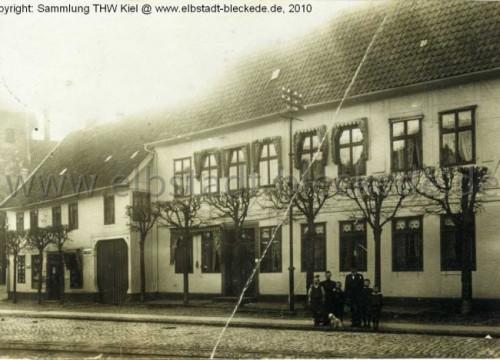 Breite Straße 38 / 40 um 1900