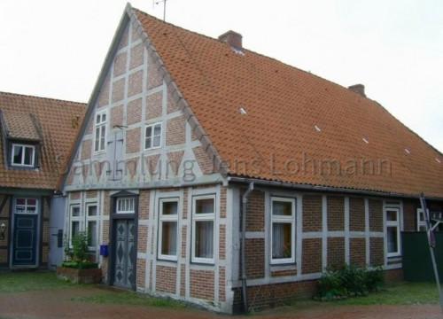 Älteste noch stehende Wohnhaus in Bleckede